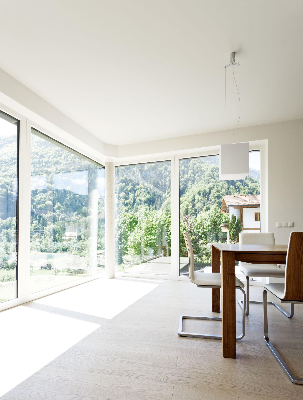 Außergewöhnlich Fensterfront Ideen Von Ohne Raffstore, Ien / © Schlotterer